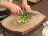 Лазаня със спанак и царевица 2