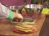 Лазаня със спанак и царевица 5