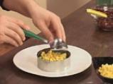 Тарт от зрял фасул с царевица и авокадо 6