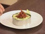 Тарт от зрял фасул с царевица и авокадо 8