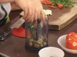 Редена салата със спанак 6