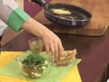 Редена салата със спанак 10