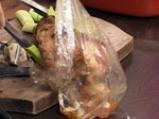 Задушен джолан с пресни картофи 6