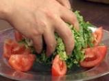 Гергьовска салата със заливка от леворда 3