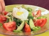 Гергьовска салата със заливка от леворда 5