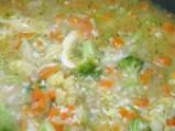 Ризото със зеленчуци 3
