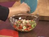 Салата от домати, краставици и риба тон 4