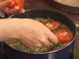 Ориз с лапад на фурна 5