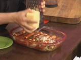 Канелони с лапад и свинско 10