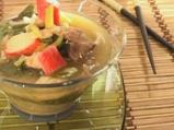 Китайска супа от свинско и лапад