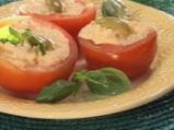 Пълнени домати с кускус