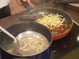 Строца прети със зеленчуци 7