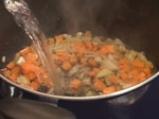 Супа от тиквички с тортелини 2