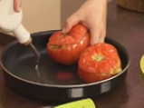 Пълнени домати с кайма и ориз 7