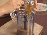 Сладоледен пай с череши 5