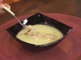 Лятна супа с тиквички и авокадо 5