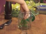 Туршия от чесън с розмарин 3