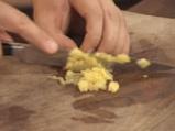 Зеленчуково плато с къри дип 4