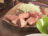 Свинско със зелен фасул 3