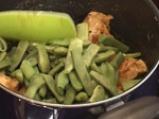 Свинско със зелен фасул 6