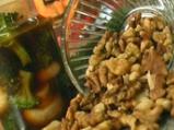 Мариновани броколи с печурки