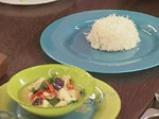 Тайландско пилешко къри 7