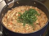 Пълнени чушки с гъби и ориз 7