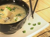 Сладко-кисела супа с гъби и тофу