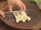 Сладко-кисела супа с гъби и тофу 5