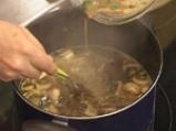 Сладко-кисела супа с гъби и тофу 7
