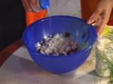 Гъбена салата с майонеза 2