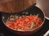 Студена супа от зрял фасул с бекон 3