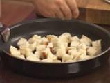 Студена супа от зрял фасул с бекон 8
