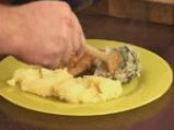 Схабове - Свинско филе със зеле и бекон 9