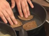 Мариновано телешко филе със салата от краставици и хрян 7