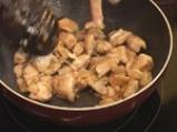 Пиле с ананас 5