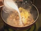 Пиле с ананас 9