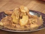 Пиле с ананас 10