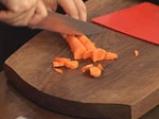 Пиле с броколи, задушено в масло 2