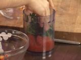 Телешка чорба със зеленчуци
