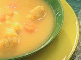Зеленчукова супа с тиква