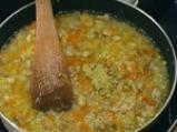 Пълнени чушки с ориз и гъби