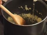 Пангасиус със спанак и зеленчуци на пара 8