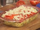 Огретен с тофу и зеленчуци 9