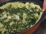 Картофен пай със спанак 3