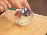 Карамелен крем с круши и нар 4