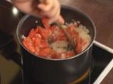 Яхния с тиква и ориз 5