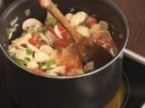 Яхния с тиква и ориз 7