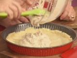 Торта с мед и извара 5