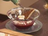 Студена супа от цвекло с козе сирене 6